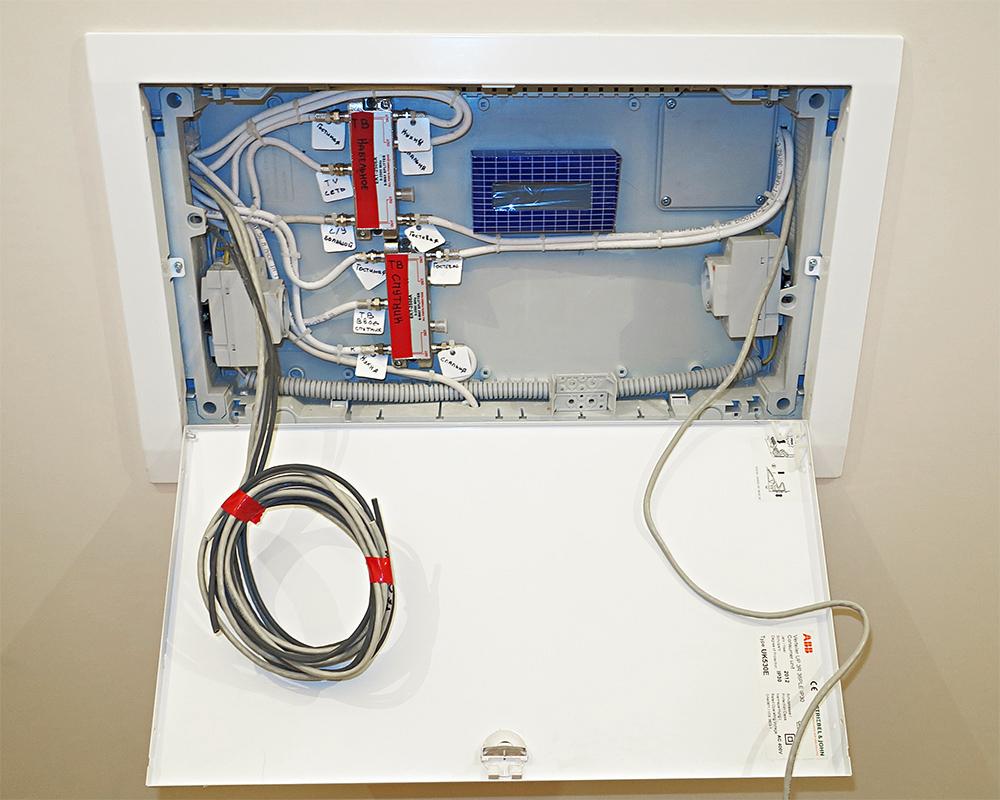 кабель категории 5e f/utp 4 пары пвх серый коробка 305 м lcs2